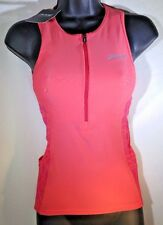 Women's Performance Tri Tank Size X-Small Pink Grapefruit Static New