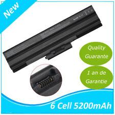 Batterie 5200mAh type VGP-BPS-13-B/Q VGP-BPS-21-B VGP-BPS-13/S pour SONY Vaio