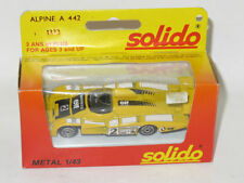 Solido LeMans Racecar Diecast Sport & Touring Cars