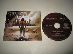 Coheed And Cambria / No World Ofr Tomorrow (Columbia 88697 18402 2) CD Álbum
