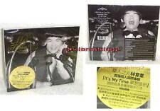 Lin Yu Chun It's My Time Taiwan CD w/BOX