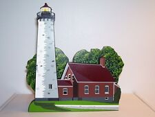 Tawas Point Lighthouse East Tawas Michigan Shelia'S Collectible