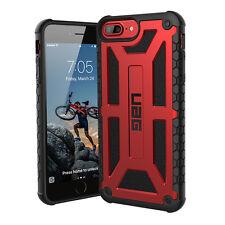 Urban Armor Gear iPhone 8 7 6s Plus Monarch Rugged Military Drop Tested Case Crimson