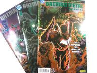 Auswahl Batman Metal Special Heft 1 + 2 von 2 + Variant ( Panini 2018 ) NEU