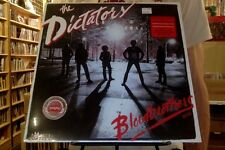The Dictators Bloodbrothers LP sealed red vinyl RE reissue SYEOR Rhino