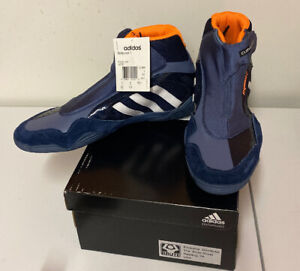 NEW Adidas Response ll Wrestling Shoes Size 10.5  US/ EUR 44 2/3 Wrestling MMA
