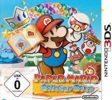 Nintendo 3DS Paper Mario Sticker Star DEUTSCH Top Zustand