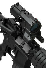 NCSTAR VECO434QRBM3 ECO 4X34 URBAN TACTICAL RIFLE SCOPE BLUE & RED ILLUM BUIS