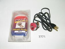 Kat's Engine Frost Plug Engine Block Heater 600 Watt K-10418 42 MM GM 2.0 2.2