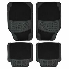 Rubber and Carpet Floor Mats Protectors Ford Focus 1998-2018