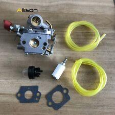 Carburetor For Craftsman Poulan PP133 PP333 Zama C1M-W44 545189502 545008042