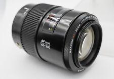 Minolta Maxxum 100-200mm F4.5 Beercan Sony Alpha Camera Zoom Lens & Hood