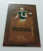 2005 Donruss Classics Brett Favre Legendary Players Insert Card #L-6 S# /1000