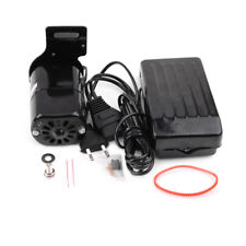 180W 0.9A 220V Domestic Household Sewing Machine Motor Foot Pedal Controller