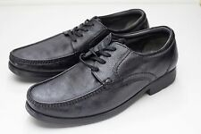 Hush Puppies 10 Black Oxford Men's