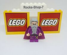 Lego Harry Potter Albus Dumbledore Minifigure 4757 Hogwarts Castle Purple C11M