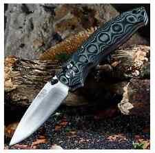 Enlan Bee EL-04 MCT Axis Lock Folding Knife Stainless Steel Blade Micarta Handle