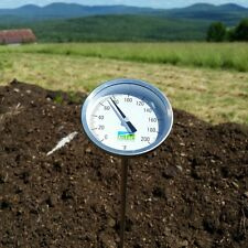 Agtec Light Duty Compost Thermometer with 72in Stem (0-200°F)