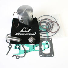 WISECO Yamaha  YZ125 YZ 125 PISTON TOP END KIT 55mm 1mm OVER BORE 2001