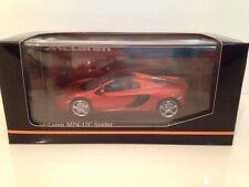 McLaren MP4-12C Spider 2012 Orange Metallic 530 133030 New 1:43 Scale