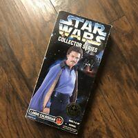 "Kenner Star Wars Collector Series NIB 12"" - Lando Calrissian"