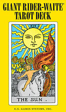 Giant Rider-Waite Tarot Deck Brand New Sealed