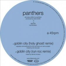 Panthers - Goblin City (Holy Ghost Remix) [New Vinyl LP]