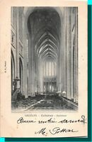 CPA 45 Orleans Cathedrale Interieur