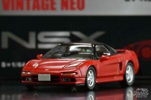 [TOMICA LIMITED VINTAGE NEO LV-N226a 1/64] HONDA NSX 1990 (Red)