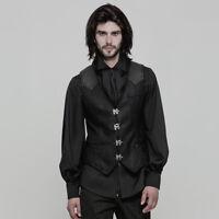 Punk Rave Victorian Steampunk Gothic Vampire Aristocrat Elegant Wedding Vest