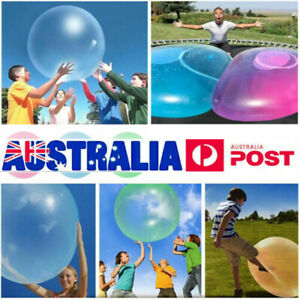 50-70cm Wubble Bubble Ball Firm/Water-Balloons Inflatable Refillable Stretch