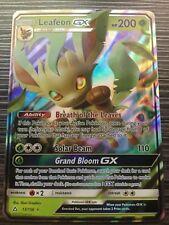 Pokemon : SM ULTRA PRISM LEAFEON GX 13/156 ULTRA RARE