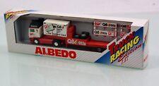"Albedo 1:87 600108 Volvo Renntransporter Truck Racing ""DS Q8"" OVP (S 903)"