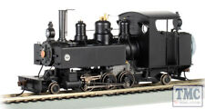 29505 Bachmann On30 Scale Painted, Unlettered Baldwin DCC Sound