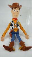 Disney Pixar Toy Story Woody Sheriff  Pull String Talking Figure Doll  Hat Toy