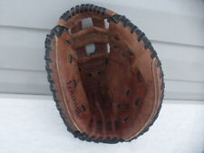 New listing LOUISVILLE FPA205YH YOUTH CATCHERS MITT RIGHT HAND THROW STEERHIDE LEATHER