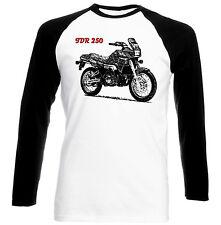 YAMAHA TDR 250 Ispirato-Nuovo T-shirt Cotone-Tutte le taglie in magazzino