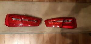 2011-2014 Audi A6/S6 rear tail light assembly set OEM USA