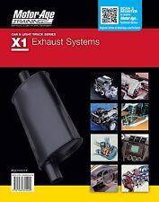 ASE X1 Study Guide - Exhaust Systems Repair Certification | Motor Age