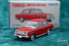 [TOMICA LIMITED VINTAGE LV-64a 1/64] TOYOPET CORONA 1500 DX (Red)