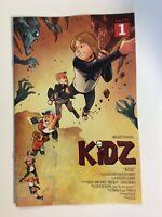 Kidz #1 Cover A Ablaze Comics