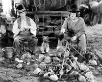The Bohemian Girl (1936) Laurel & Hardy, Stan Laurel, Oliver Hardy 10x8 Photo