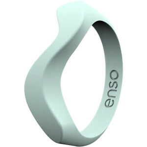 Enso Rings Wave Series Silicone Ring - Turquoise