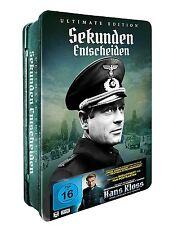 SEKUNDEN ENTSCHEIDEN (STEELBOX + NEUFERFILMUNG HANS KLOSS)  7 DVD NEU