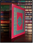 The Alchemist Deluxe Limited ✎SIGNED✎ by PAULO COEHLO New Easton Press Leather