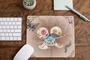 Voodoo Twins Non Slip Mouse Mat / Mouse Pad