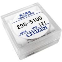 Citizen MT621 Capacitor Eco Drive Watch B110M, B117M, E000M 295-51 295.51 -MB051