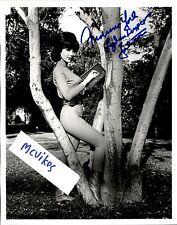 Francine York Lydia Limpet Batman Autographed Signed 8x10 Photo COA #3
