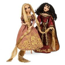 Disney Tangled Rapunzel & Mother Gothel Designer Fairytale Doll  LE 6000  # 2467