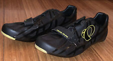 Pearl Izumi Race Road Iv Boa Cycling Shoes, Black/Lime Punch, Size 46 / 13